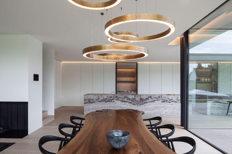 residence vdb by govaert and vanhoutte architects 12 This Guy Built His Dream Bachelor Pad With an Underground Club