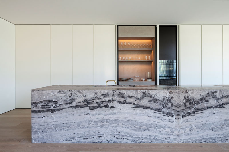 residence vdb by govaert and vanhoutte architects 13 This Guy Built His Dream Bachelor Pad With an Underground Club