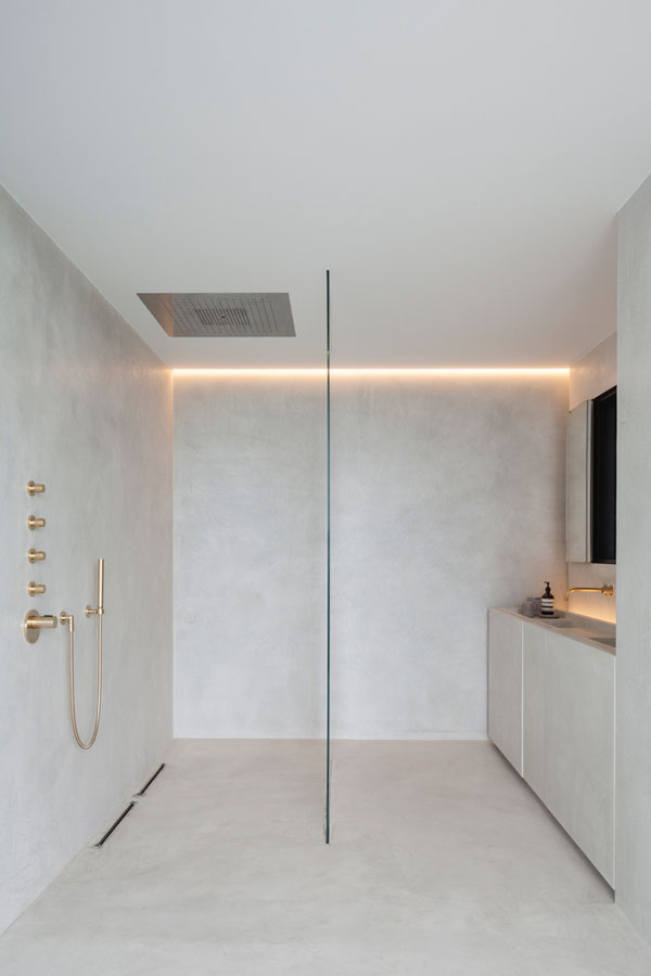 residence vdb by govaert and vanhoutte architects 6 This Guy Built His Dream Bachelor Pad With an Underground Club
