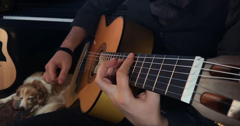 Let This Acoustic Rendition of Careless Whisper Soothe Your Soul