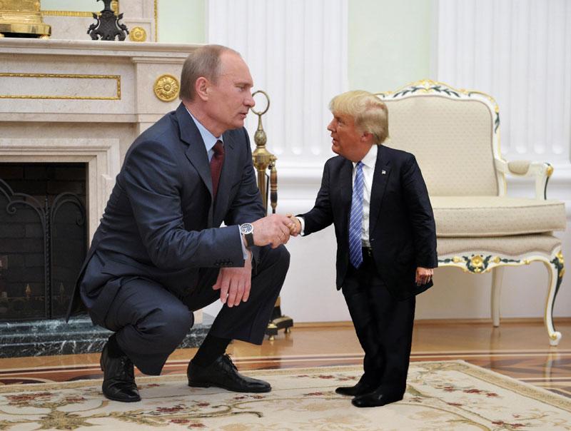 tiny trump meme photoshop reddit 3 Tiny Trump is What the World Needs Right Now