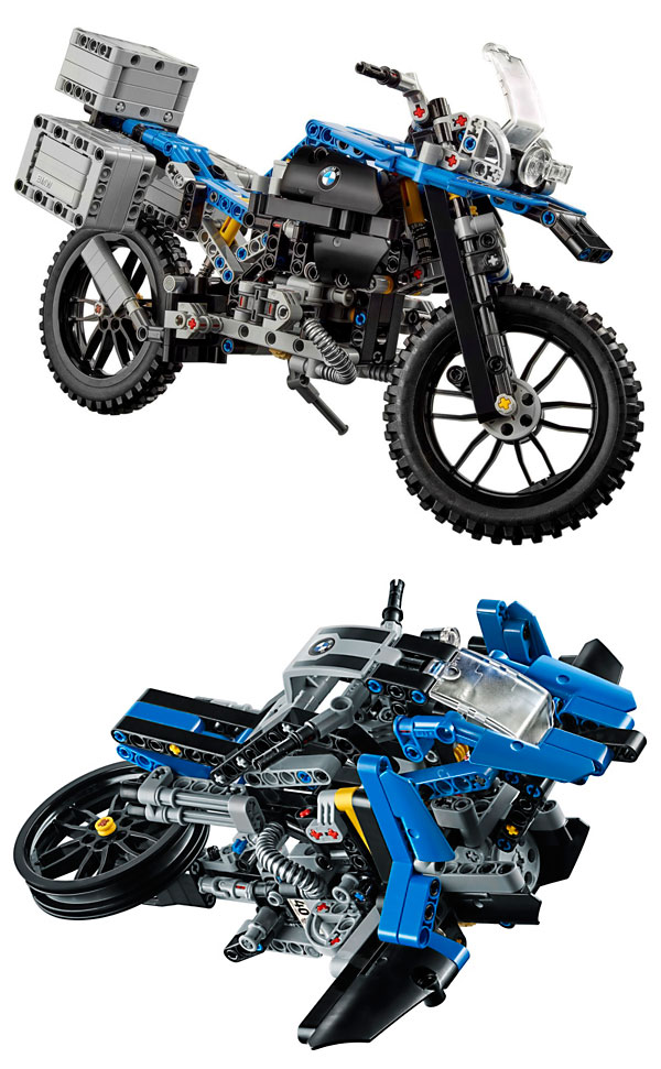 lego bmw hover bike 10 These BMW Designers Made a Hover Bike Out of LEGO and Turned It Into a Life Size Replica