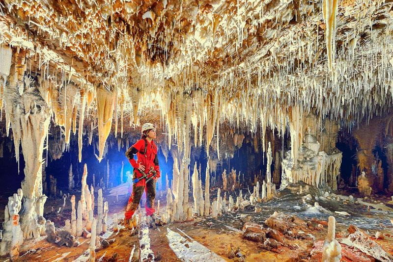 Brazil's Terra Ronca Caves Look Incredible (10 Photos)