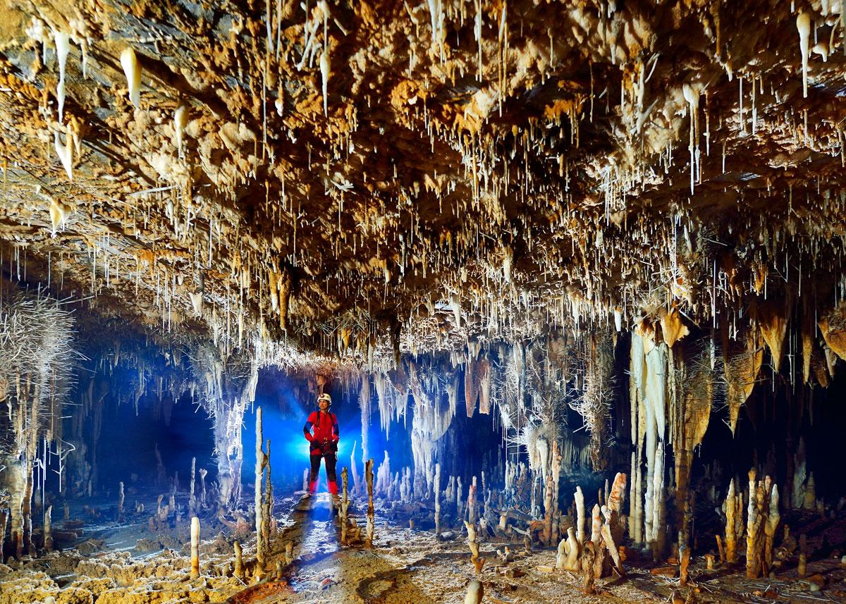 terra ronca caves brazil 2 Brazils Terra Ronca Caves Look Incredible (10 Photos)