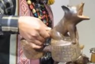 These Ancient Inca Whistling Vessels Mimic Animal Calls With Nothing But Water