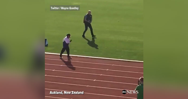 101-Year-Old Woman Wins 100M Dash as Only Competitor in 100+ Age Category