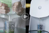 Your Bare Hands Vs a $400 Cold-Press Juicer that Squeezes $7 Plastic Bags