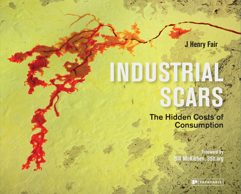 9781906506612 A Birds Eye View of the Industrial Scars We Have Left on Our Planet