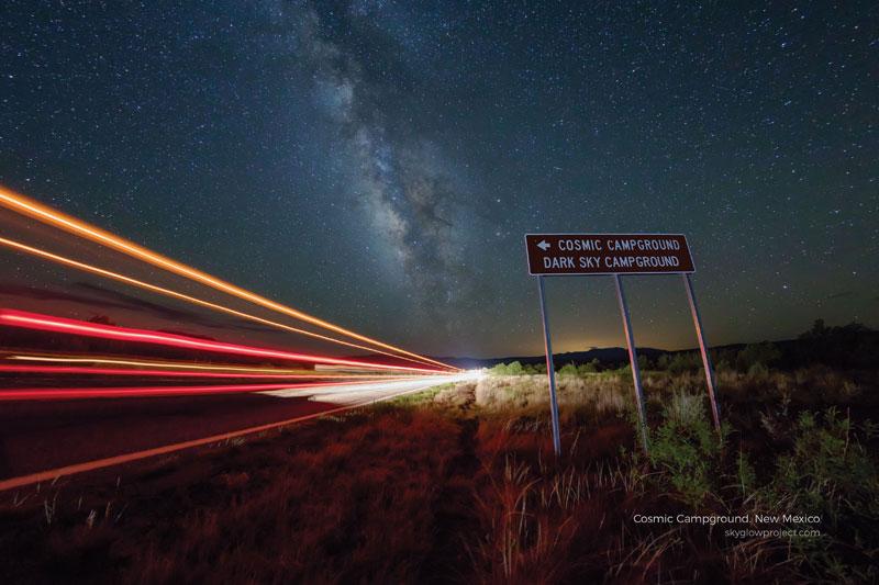 cosmic campground skyglow desktop wallpapers In Search of Americas Darkest Skies (24 Photos)