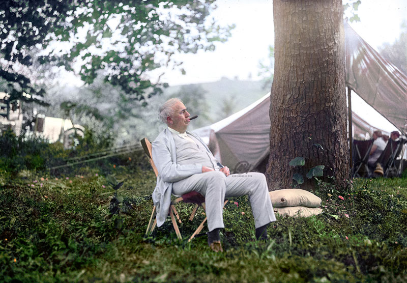 historic black and white photos colorized by marina amaral 22 21 Year Old Artist Brings History to Life Through Color (18 photos)