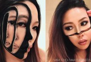 This Makeup Artist Can Transform Her Face Into a Glitch in the Matrix