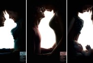 Pet Adoption Posters Find Creative Way to Use White Space