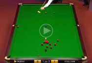 When You Think You've Snookered Your Opponent and He Does This