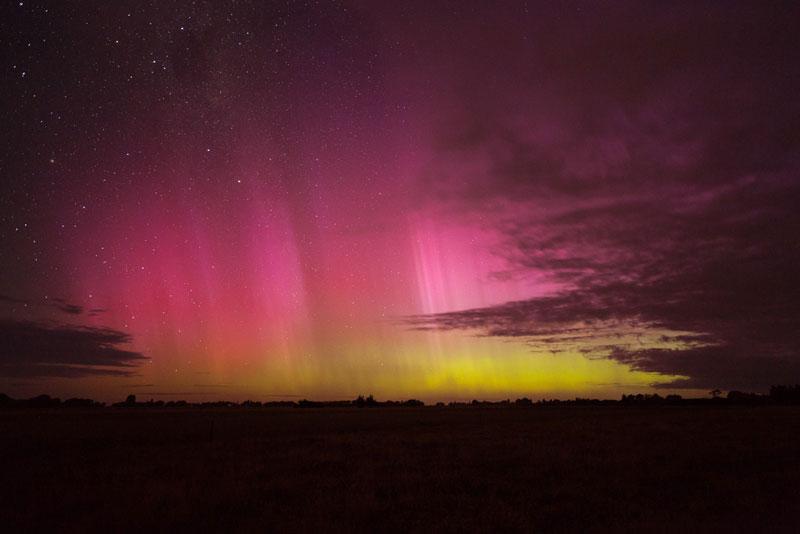 33 best auroras nasa has ever featured 16 The 33 Best Aurora Photos NASA Has Ever Featured