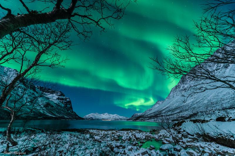 33 best auroras nasa has ever featured 19 The 33 Best Aurora Photos NASA Has Ever Featured