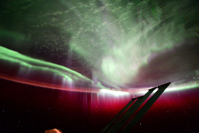 33 best auroras nasa has ever featured 27 The 33 Best Aurora Photos NASA Has Ever Featured