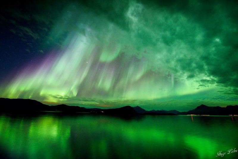 33 best auroras nasa has ever featured 3 The 33 Best Aurora Photos NASA Has Ever Featured