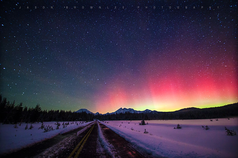 33 best auroras nasa has ever featured 32 The 33 Best Aurora Photos NASA Has Ever Featured