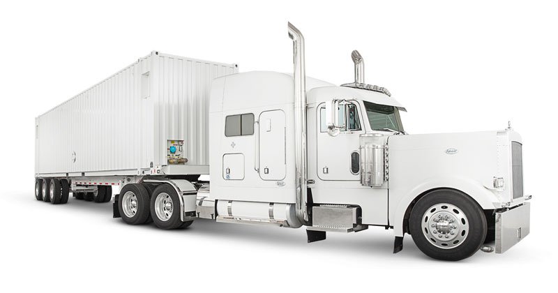 amazon snowmobile truck aws 3 When You Need to Transfer Petabytes to the Cloud, Amazon Will Send You This