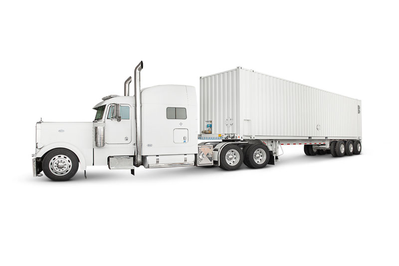 amazon snowmobile truck aws 41 When You Need to Transfer Petabytes to the Cloud, Amazon Will Send You This