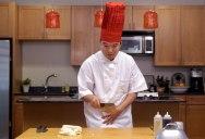 Hibachi Chef Tries To Make Meal On Regular Table