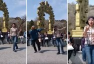 Street Dancing Chinese Grandpa is What You Need Right Now