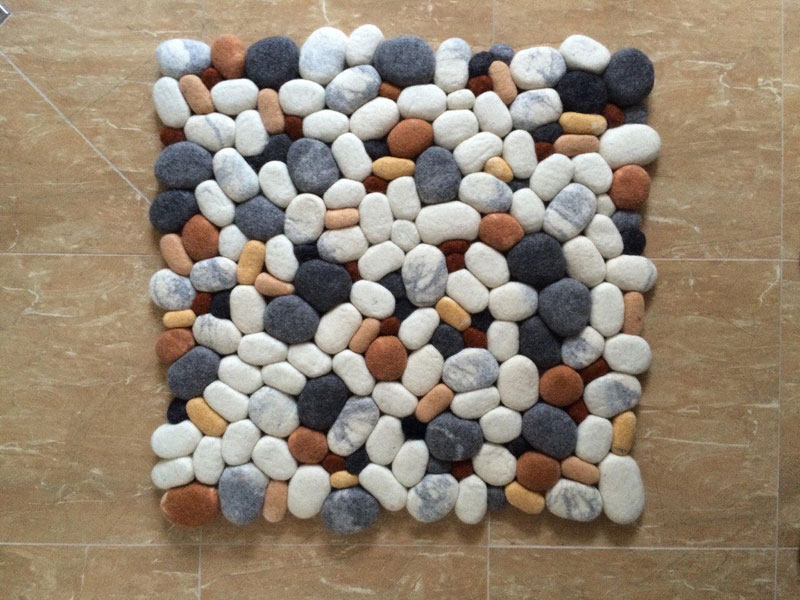 plush stone rungs by martina schuhmann flussdesign 11 These Stone Rugs are Actually Plush and Squishy