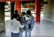 Bank Employee Foils Robbers by Casually Locking the Front Door