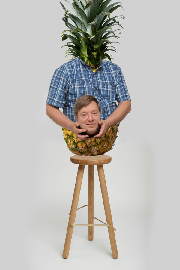 dad with pineapple meme reddit 3 Proud Dad Posing with a Pineapple He Grew Goes Viral and the Photoshops are Hilarious