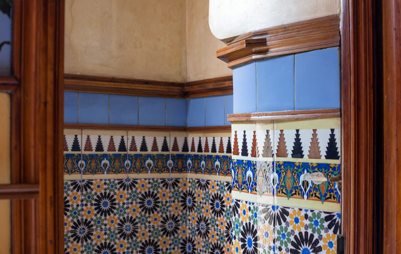 gaudi first house ever casa vicens 15 The First House Gaudi Ever Designed Just Opened to the Public After 130 Years