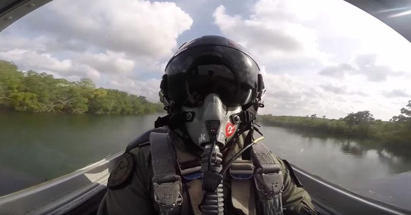 Crazy Compilation of Low Altitude Flying [Cockpit POV]