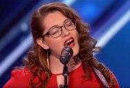 Deaf Singer Mandy Harvey Earns Simon's Golden Buzzer With Original Song