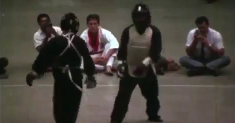 Rare Footage of Bruce Lee's Only 'Real' Fights Ever Recorded