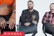Tattoo Artists Critique Rihanna, Justin Bieber, and More Celebrity Tattoos
