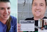 Baseball Fanatic Finds Out Wife is Kidney Donor Match From Custom Pack of Baseball Cards