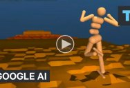 Google's DeepMind AI was Told to Teach Itself How to Walk and This is What it Came Up With