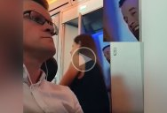"Virgin Atlantic Passenger's Vid of ""Smile High Club"" Goes Viral"