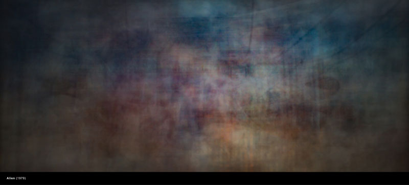 haunting abstract images made from ultra long exposures of entire films by jason shulman 2 Haunting Abstract Images Made from Ultra Long Exposures of Entire Films