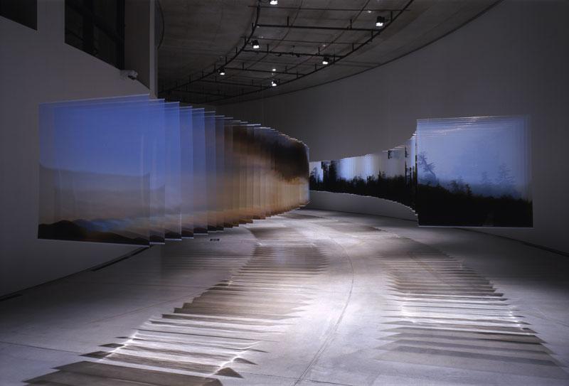 layered landscapes by nobuhiro nakanishi 4 Layered Landscapes by Nobuhiro Nakanishi