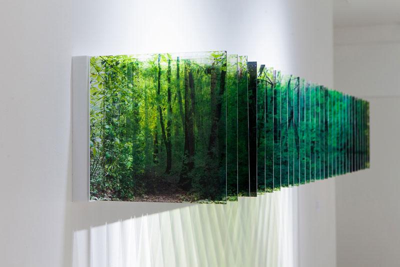 Layered Landscapes by Nobuhiro Nakanishi