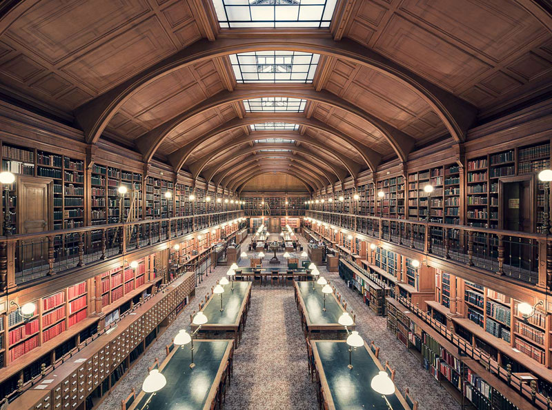 libraries of europe by thibaud poirier 3 Palaces of Self Discovery: Amazing Libraries Across Europe by Thibaud Poirier