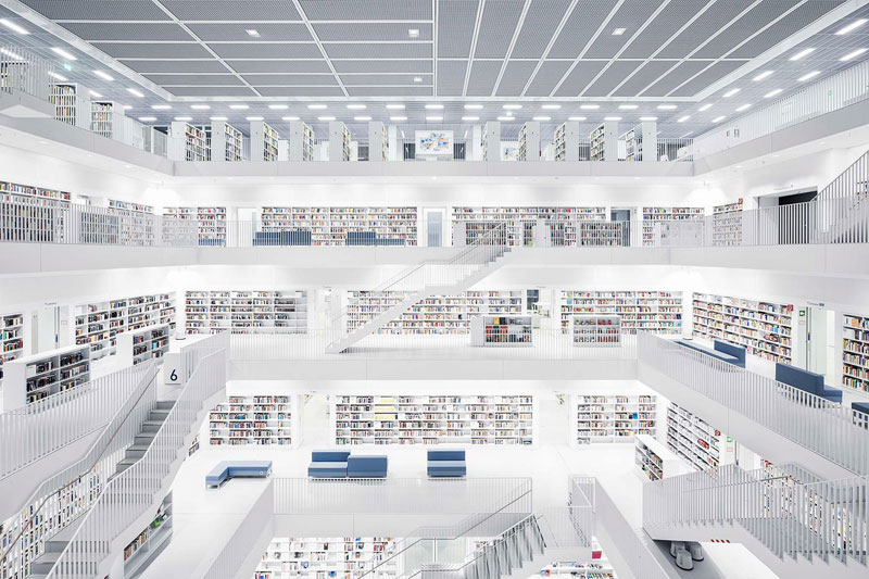 libraries of europe by thibaud poirier 8 Palaces of Self Discovery: Amazing Libraries Across Europe by Thibaud Poirier