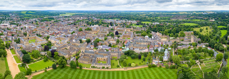 oxford university aerial panorama 2016 10 Truth Bombs to Drop at your Next Dinner Party