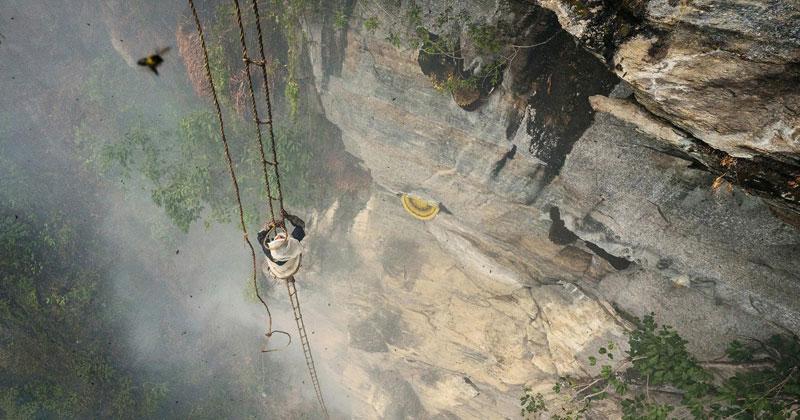 The Last Hallucinogenic Honey Hunter of Nepal