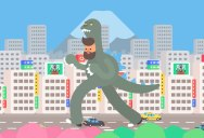 James Curran Spent a Month in Tokyo and Made a Daily Gif Inspired By His Travels