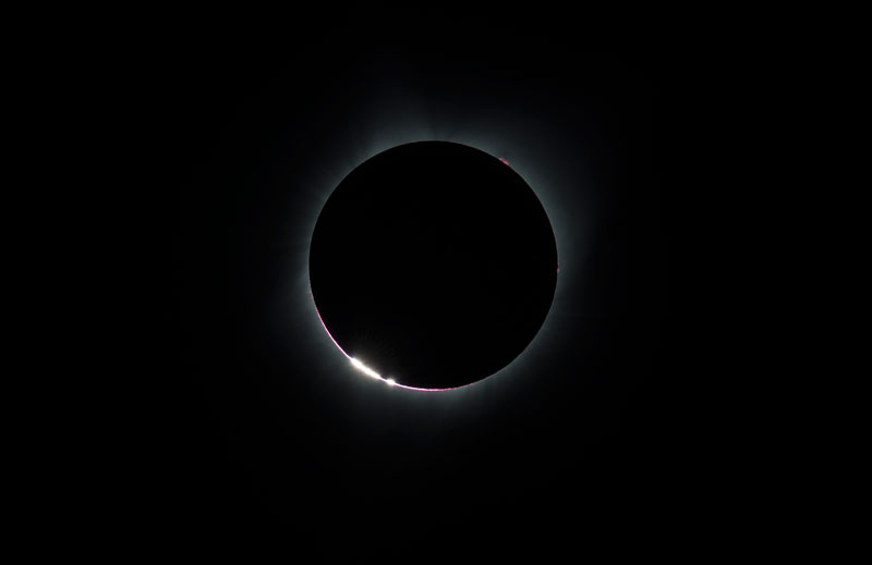2017 eclipse photos nasa 9 NASA Has Already Released An Epic Gallery of Eclipse Photos Including an ISS Photobomb