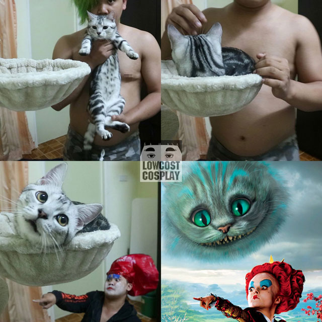 best of low cost cosplay 10 30 Times Low Cost Cosplay Absolutely Nailed It