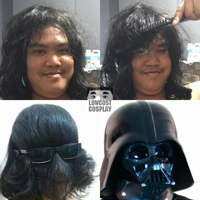 best of low cost cosplay 5 30 Times Low Cost Cosplay Absolutely Nailed It