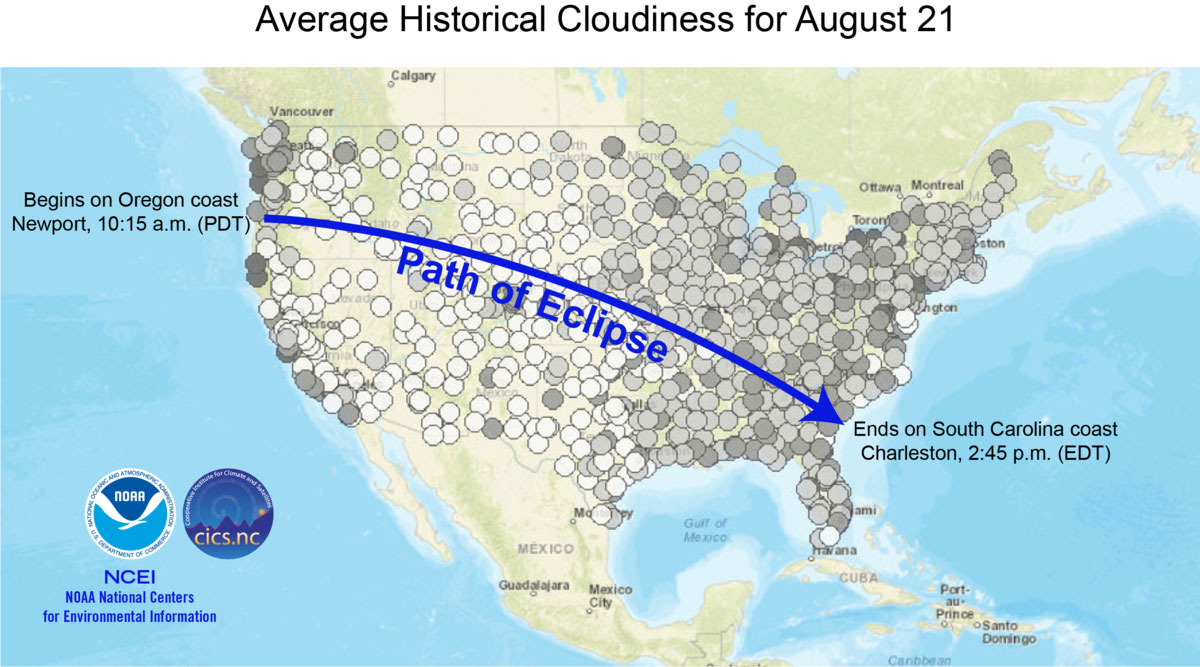 eclipse map  w dots v3 1 1 Everything You Need to Know About the Most Anticipated Solar Eclipse in US History
