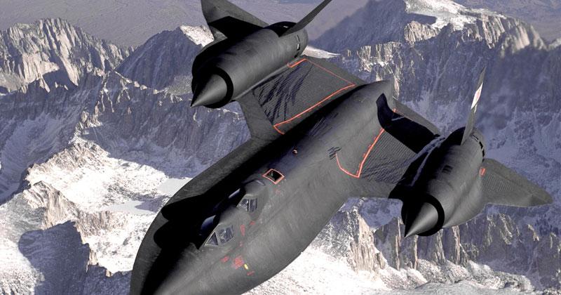 An SR-71 Blackbird Pilot Recounts His Infamous LA Speed Check Story